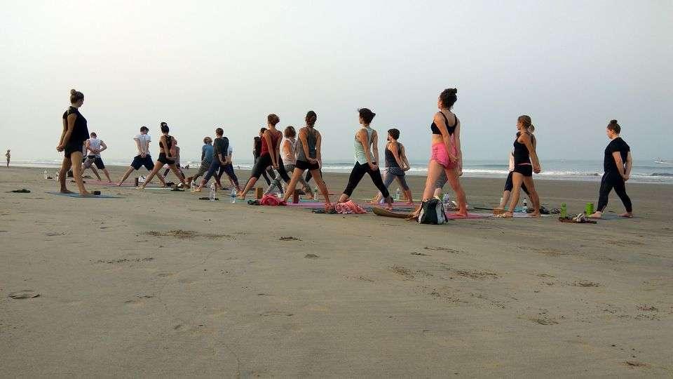 200 Hour Yoga Teacher Training Goa - Mantra Yoga